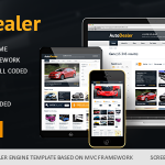 Auto Dealer v2.1 – WordPress Araba Satış Teması