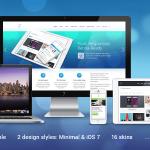 The7 – Responsive Multi-Purpose WordPress Teması