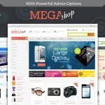 Mega Shop v2.0.26 – VirtueMart Responsive Theme Joomla 2.5